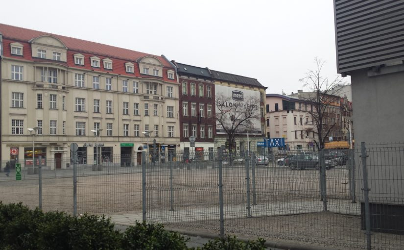 ポーランド旅行エピソード: カトヴィツェの名前が2通りあるバス停