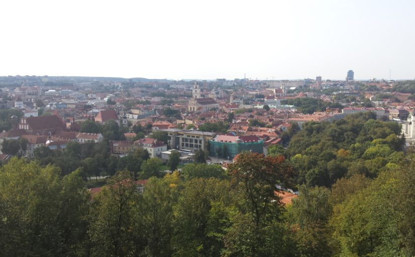 リトアニア旅行エピソード: 伝説のŠventaragis slėnisを探して