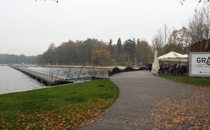 ポーランド各都市訪問記: Tychy(ティヒ) 広大な公園・カトヴィツェ発の小旅行