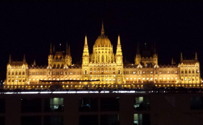 ハンガリー旅行記: ブダぺスト観光(1日目)