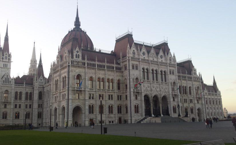 ハンガリー旅行記: ブダペスト観光(4日目)
