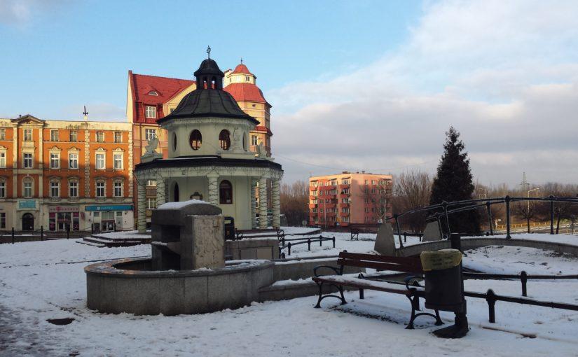 ポーランド各都市訪問記: Mysłowice(ムィスウォヴィツェ) シロンスクの町・カトヴィツェ発の小旅行