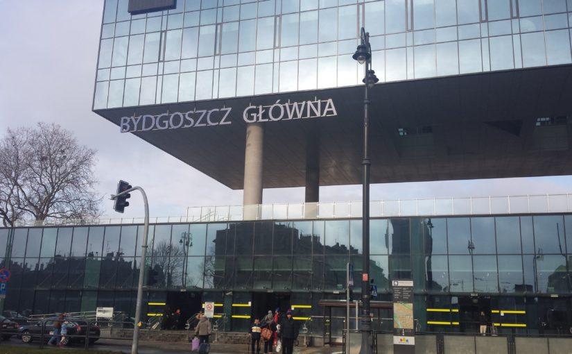 ポーランド各都市訪問記: Bydgoszcz(ブィドゴシュチュ) 本編(1/5)