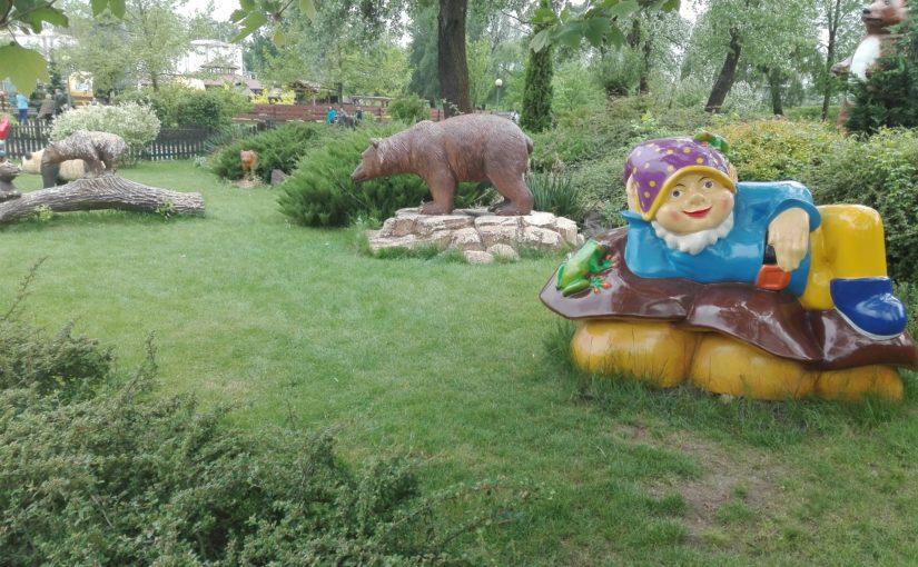 ポーランド各都市訪問記: Nowa Sól(ノヴァ・スル) 小人公園