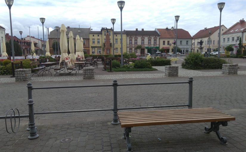 ポーランド各都市訪問記: Bieruń(ビェルン) ポーランドの田舎