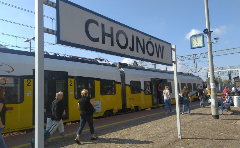 ポーランド各都市訪問記: Chojnów(ホイヌフ) (1/2)