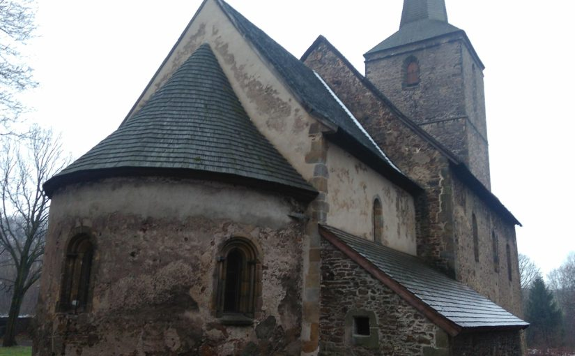 ポーランド各都市訪問記: Świerzawa(シフィェジャヴァ) 古い教会