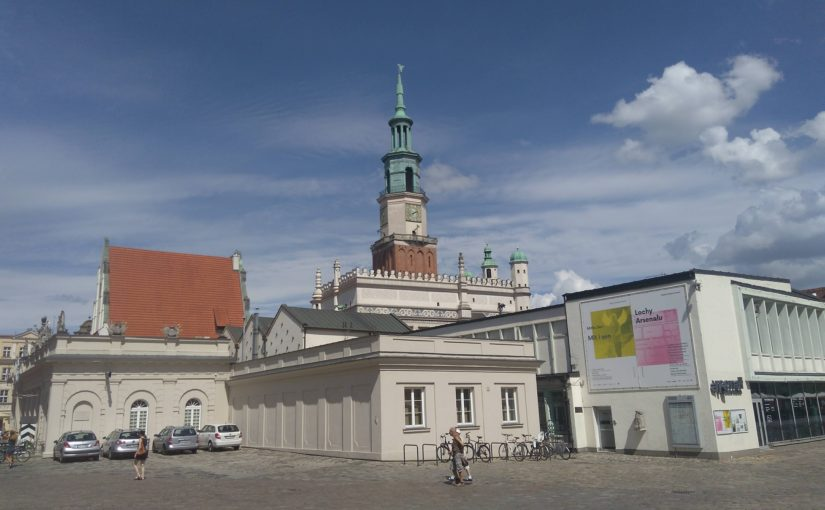 ポーランド各都市訪問記: Poznań(ポズナン) (1/2) 日曜日の遠足