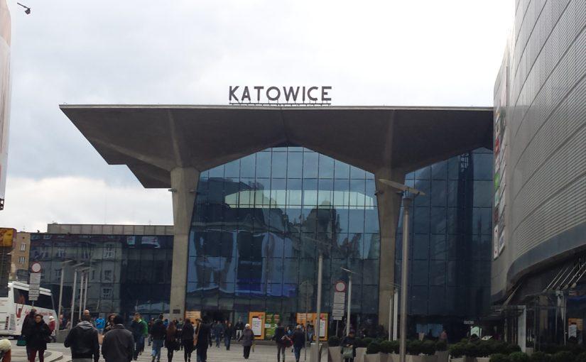 ポーランド各都市訪問記: Katowice(カトヴィツェ) Part 1