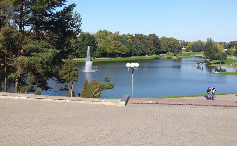 リトアニア旅行記: パネヴェジース観光