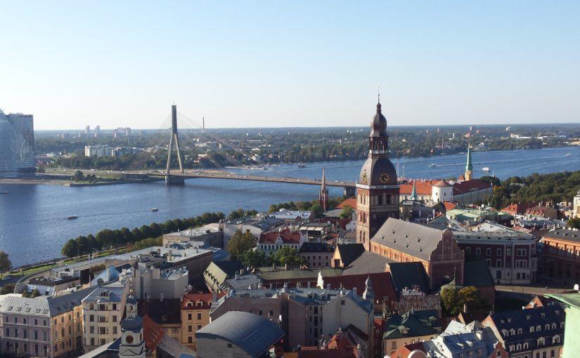 ラトビア訪問記: リーガ観光