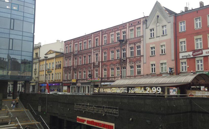 ポーランド各都市訪問記: Sosnowiec(ソスノヴィェツ) カトヴィツェ発の小旅行