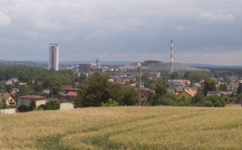 ポーランド各都市訪問記: Lędziny(レンジヌィ) ポーランドの田舎