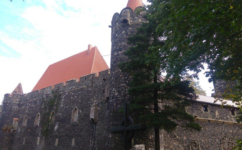 ポーランド各都市訪問記: Zagrodno(ザグロドノ) Grodziec城