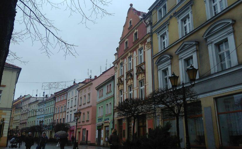 ポーランド各都市訪問記: Złotoryja(ズウォトルィヤ) ドルヌィ・シロンスクの町