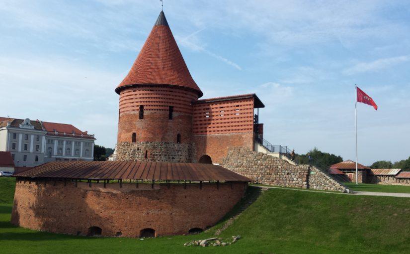 リトアニア旅行記: カウナス観光